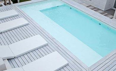 Novit piscine interrate lucca - Come costruire una piscina ...